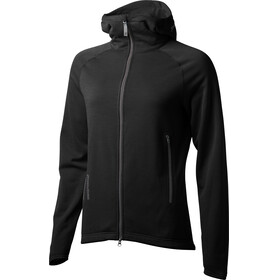 Houdini W's Outright Houdi Jacket true black heather